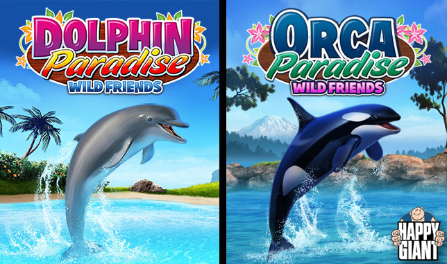Dolphin Paradise: Wild Friends